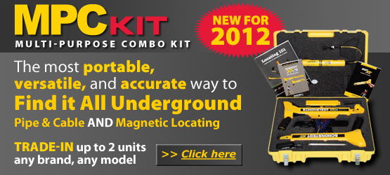 Multi Purpose Combo Kit - Find it all underground