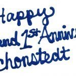 Happy Anniversary Schonstedt