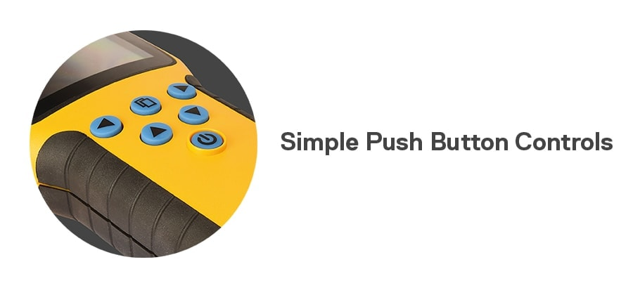 Economical Cable Fault Locator with simple push button controls