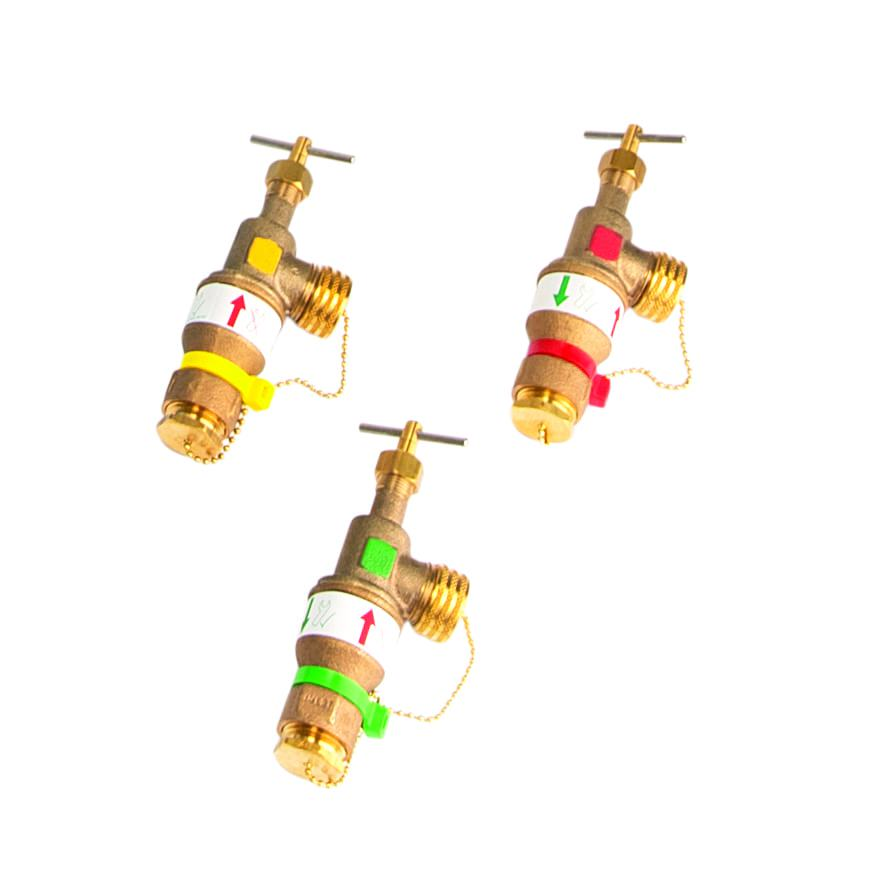 Mechanical Pulse Transmitters_High Medium Low
