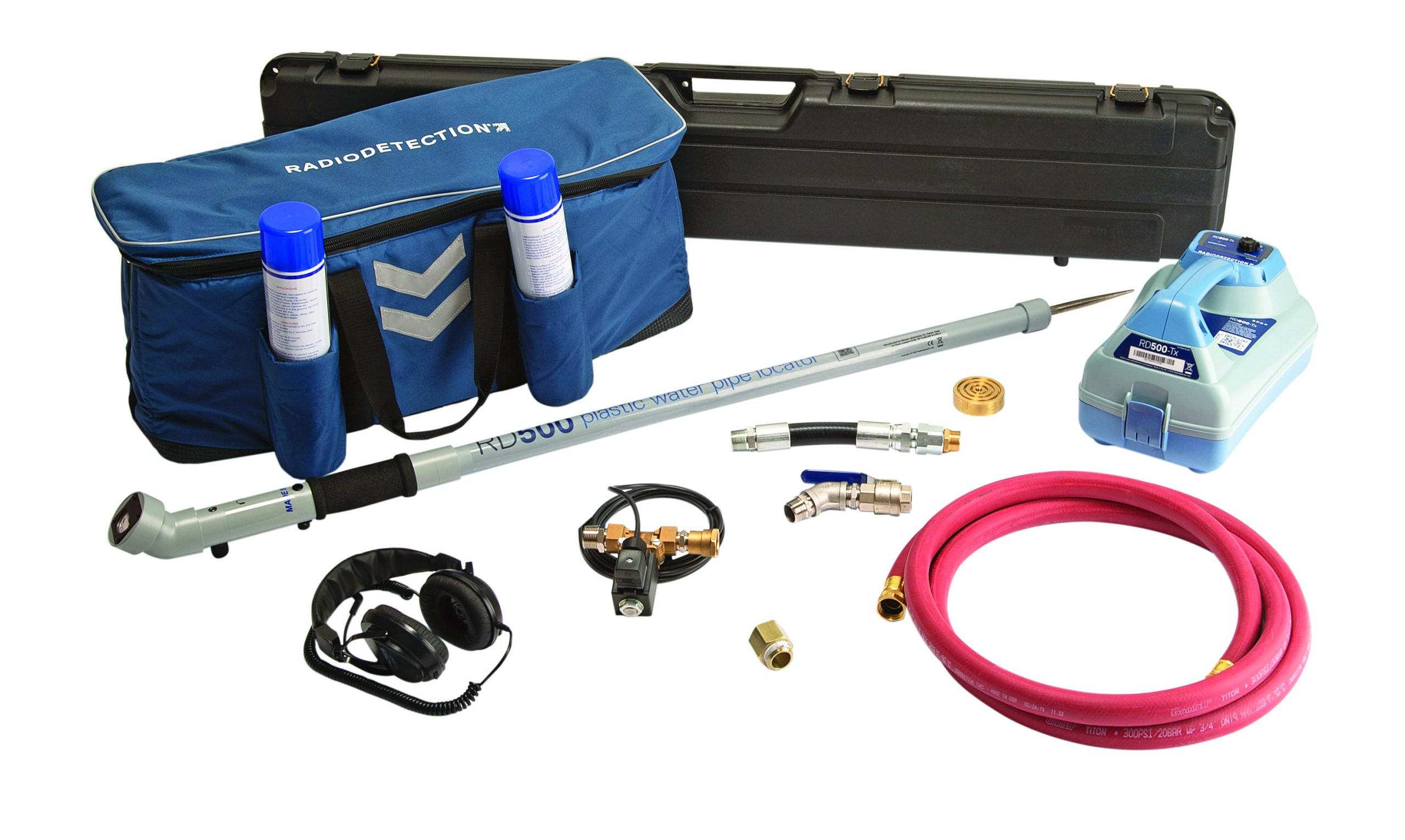 RD500 Electronic Pulse Tx Kit Product Array