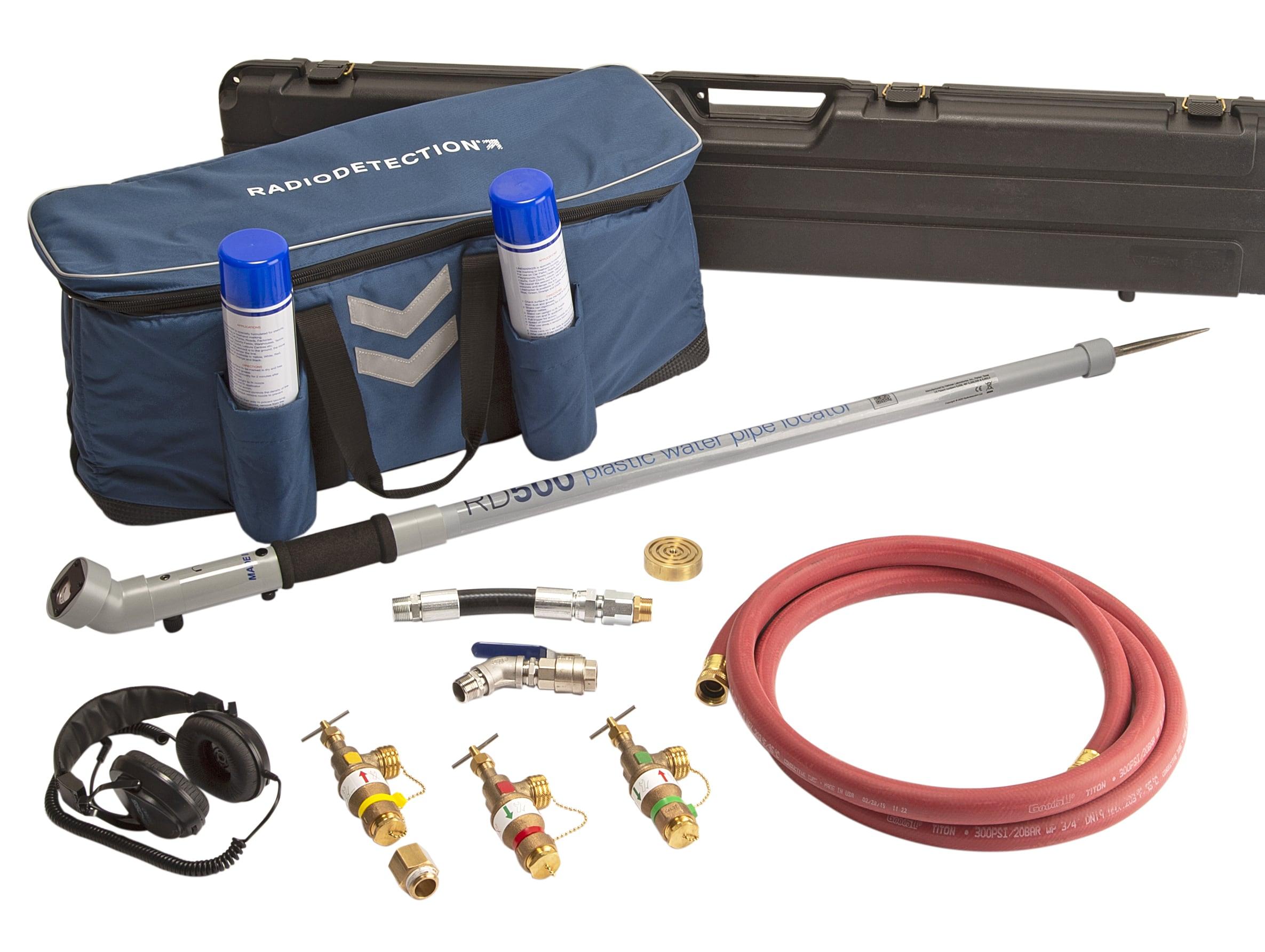 RD500 Mechanical Pulse Tx Kit Product Array